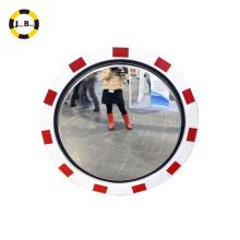 Espelho convexo reflexivo plástico do tráfego exterior de 100cm 40inch