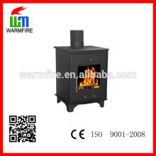 Fournisseur d'usine de foyer à bois design en bois autonome WM208-500
