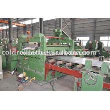 Chine Vente chaude de feuille d'acier de la CR CR SS coupée à la machine de longueur