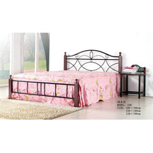 Lovely Classical Painting Stahl Schlafzimmer / Home Bed (536 #)