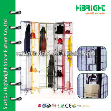Wire Mesh locker Shelf