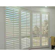high quality Ventilation window/PVC shutter window