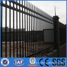Wrought iron fence with good quality