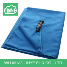 80% polyester 20% polyamide easy-washing microfiber sports towel