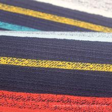 Nouveau style nouveau tissu extensible rayé dobby