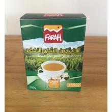 Té verde del jazmín del té del sabor de la buena calidad