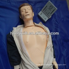 ISO Advanced CPR Simulation and Training Manikin