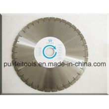 Diamant-Kreissägeblatt für Trockenschneiden Steinplattenrand