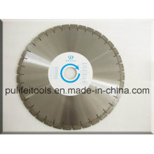 Diamond Circle Saw Blade for Dry Cutting Stone Slab Edge