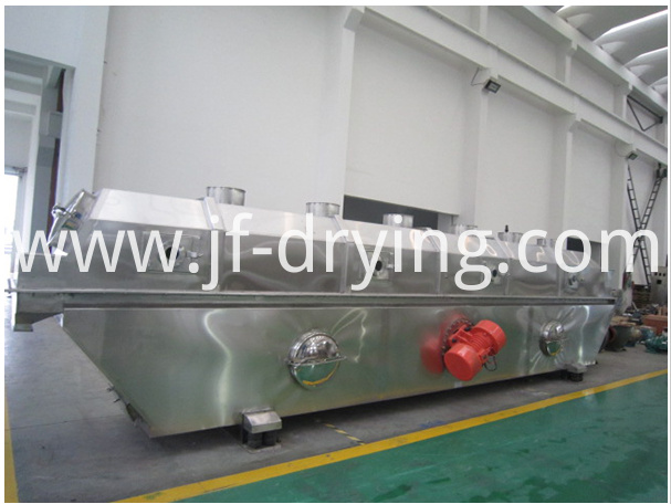 2018 vibration fluid bed dryer machine (1)