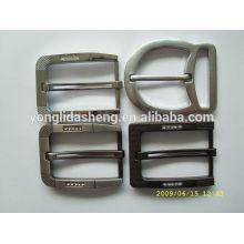 Varios hebilla de cinturón de metal hebilla de cinturón de logotipo personalizado para el zapato