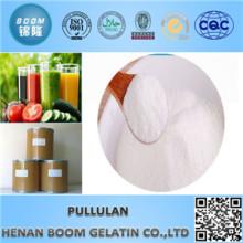 Das natürliche Lebensmittel-Stärkungsmittel Pullulan-Puder