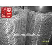 crimped weave mesh&double crimp wire mesh&lock crimp mesh