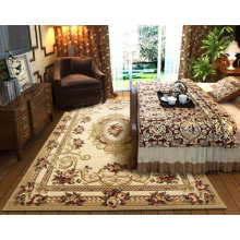 Polyester Material Easy To Clean Design Area Rugs