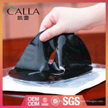 Masque de gel noir personnalisé avec de haute qualité