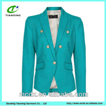 slim fashionable Blazer jackets for woman