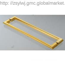gold zinc casting handle