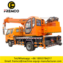 Best Price New Mobile 6 Ton Truck Crane