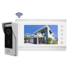 4 Wire AHD  Waterproof  Doorbell WiFI Video Intercom System Mobile Phone Control