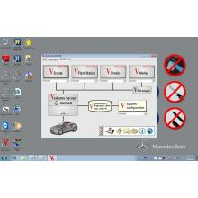 Win7 V2017.03 Xentry Das HDD Software com DTS Monaco para Benz Sd Connect C4