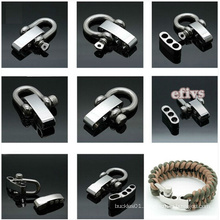 Stainless steel clasp for paracord bracelet hot sale