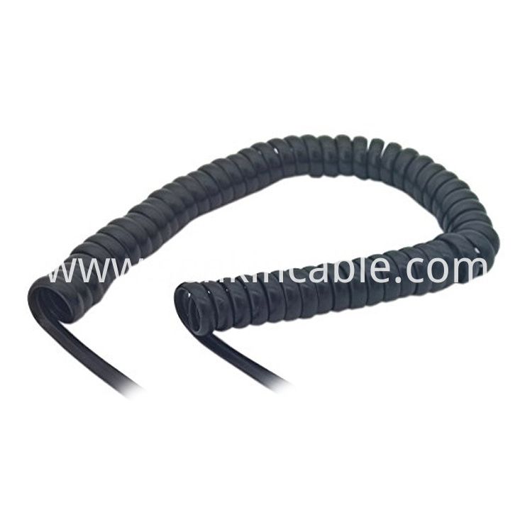 High Flexible PUR Cable