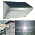 2017 Newest Outdoor Lighting Products Remote Control Solar Power 56 LED Radar Motion Sensor Wall Mounted Wireless Security Light for Garden, Pathway, Yard