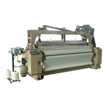 Economical Synthetic Fabric Double Beam Water Jet Loom with Dobby
