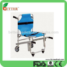 Aluminum folding Stair Stretcher cart