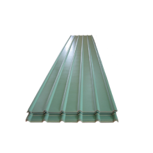 Colored Corrugated Roof Tile