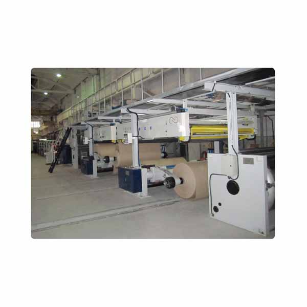 Automatic Splicer Machine For Cardboard Production Line Huatao Group