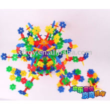 Creative Snowflake Blocks