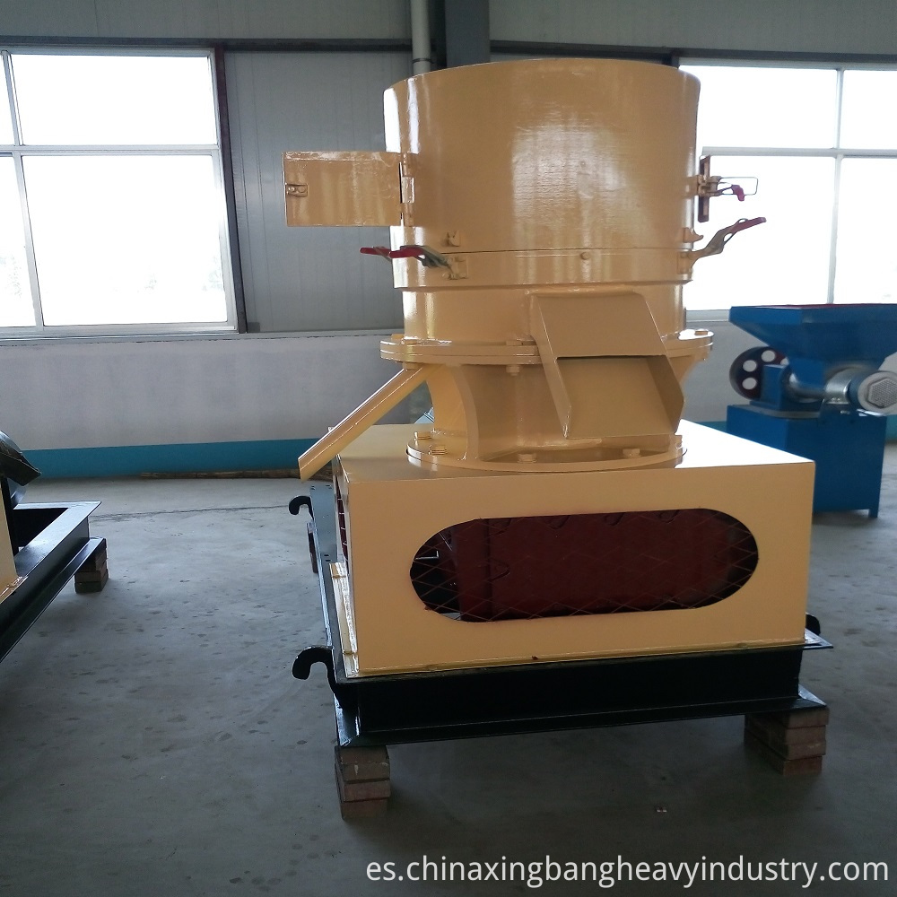 biomass wood pellet maker mill granulator machine