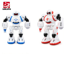 SJY-K1 Intelligent Combat Robot 2.4GHz rc Toys for kids with Multi Control Mode Smart Fighting Companion