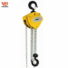 manual lifting equipment chain block truss chain hoist