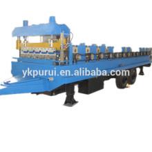 Hoja galvanizada plana profesional que forma la máquina
