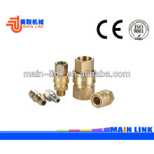 Hydraulic Quick Release Hose Couplings,Quick Coupler