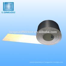 material de tecido refletor de luz
