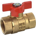 Brass Butterfly Valve with 1/2 (YD-1009)