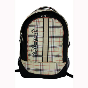 School Laptop Backpack Double Shoulder Bag