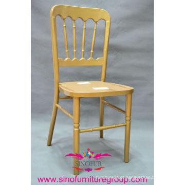 Cadeiras de castelo de madeira por atacado, cadeira de versailles
