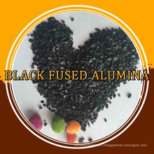 Polishing Materials Black/Brown/white Fused Alumina From Factory Directly