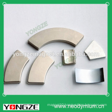 New Products NdFeB Arc Magnets N35-N52 Alibaba Express