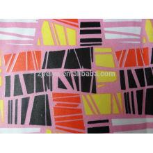 2014 Новый Африканский Воск Ткань Полиэфира Высокого Дамасской Shadda Нигерии Текстиль Гвинея Парчи Одежды