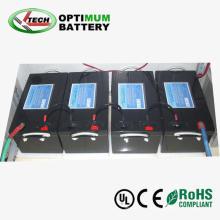Bateria de carro de lítio 48V 300ah com BMS