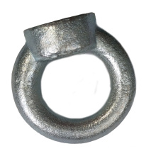 Drop forged eye coupling nut
