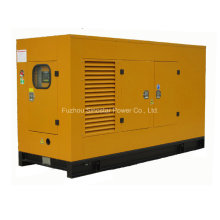 Gerador diesel de 100 kVA CUMMINS 6bt com tipo silencioso