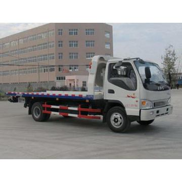 JAC Flat Two-in-one Wrecker Towing Truck