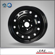 Best Design with Factory Price 6x15 Black Steel Wheel Rims