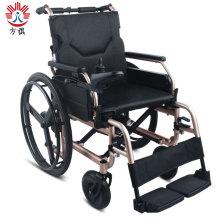Cadeira de rodas elétrica para uso externo para pessoas distantes